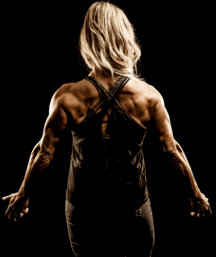 Bodybuilding Frauen